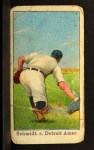 1909 E92 Dockman #32   Boss Smith Front Thumbnail