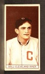 1912 T207 #6  Neal Ball    Front Thumbnail
