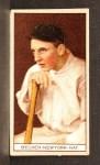 1912 T207 #10  Beals Becker    Front Thumbnail