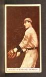 1912 T207 #2  Eddie Ainsmith    Front Thumbnail