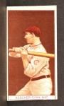 1912 T207 #13  Bob Bescher  Front Thumbnail