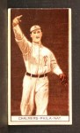 1912 T207 #29   George Chalmers   Front Thumbnail