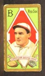 1911 T205 #30  Bill Carrigan  Front Thumbnail