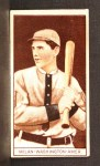 1912 T207 #123   Clyde Milan   Front Thumbnail