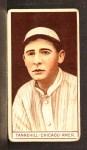 1912 T207 #181   Lee Tannehill   Front Thumbnail