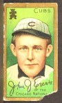 1911 T205 #62  Johnny Evers  Front Thumbnail