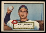 1952 Topps #297  Andy Seminick  Front Thumbnail