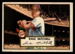 1952 Topps #92   Dale Mitchell Front Thumbnail