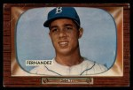 1955 Bowman #270   Chico Fernandez Front Thumbnail
