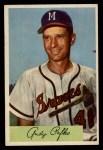 1954 Bowman #112   Andy Pafko Front Thumbnail