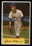 1954 Bowman #204  Jack Collum  Front Thumbnail