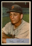1954 Bowman #123  Toby Atwell  Front Thumbnail