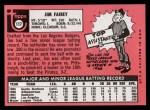 1969 Topps #117  Jim Fairey  Back Thumbnail