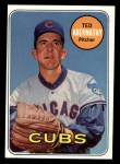 1969 Topps #483   Ted Abernathy Front Thumbnail