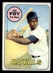 1969 Topps #93  Joe Foy  Front Thumbnail