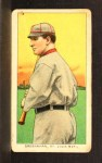 1909 T206 #52 BAT  Roger Bresnahan Front Thumbnail