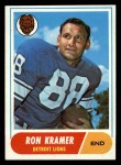 1968 Topps #51  Ron Kramer  Front Thumbnail