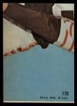 1968 Topps #170   Frank Emanuel Back Thumbnail