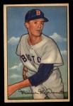 1952 Bowman #25   Mickey McDermott Front Thumbnail