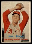 1957 Topps #341  Don Gross  Front Thumbnail