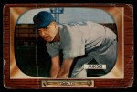 1955 Bowman #181   Eddie Miksis Front Thumbnail
