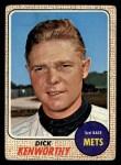 1968 Topps #63   Dick Kenworthy Front Thumbnail