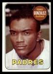 1969 Topps #501 ^YN^ Tony Gonzalez  Front Thumbnail