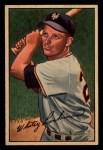 1952 Bowman #38   Whitey Lockman Front Thumbnail