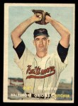 1957 Topps #106   Ray Moore Front Thumbnail