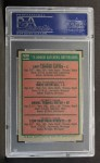 1975 Topps Mini #620   Rookie Catchers-Outfielders  -  Gary Carter / Marc Hill / Danny Meyer / Leon Roberts Back Thumbnail