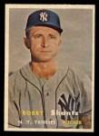 1957 Topps #272  Bobby Shantz  Front Thumbnail