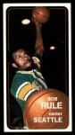 1970 Topps #15  Bob Rule  Front Thumbnail