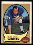 1970 Topps #41   Pete Case Front Thumbnail