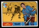 1968 Topps #76  Bob Nevin  Front Thumbnail