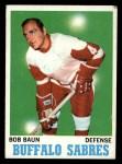 1970 Topps #24   Bob Baun Front Thumbnail