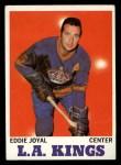 1970 Topps #39  Eddie Joyal  Front Thumbnail