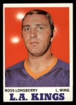 1970 Topps #37   Ross Lonsberry Front Thumbnail