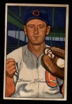 1952 Bowman #88   Bruce Edwards Front Thumbnail