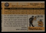 1960 Topps #139  Rookie Stars  -  Carl Mathias Back Thumbnail