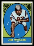 1967 Topps #11  Jim Whalen  Front Thumbnail