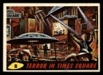 1962 Bubbles Inc Mars Attacks #8   Terror in Times Square  Front Thumbnail