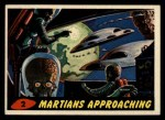 1962 Bubbles Inc Mars Attacks #2   Martians Approaching  Front Thumbnail