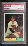 1961 Topps #531  Jim Coates  Front Thumbnail