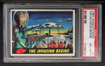 1962 Bubbles Inc Mars Attacks #1   The Invasion Begins  Front Thumbnail