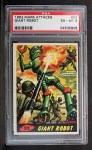 1962 Bubbles Inc Mars Attacks #52   Giant Robot  Front Thumbnail