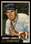 1953 Topps #230   Johnny Lindell Front Thumbnail