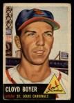 1953 Topps #60   Cloyd Boyer Front Thumbnail