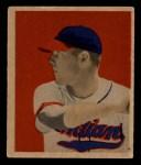 1949 Bowman #43  Dale Mitchell  Front Thumbnail