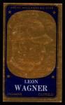 1965 Topps Embossed #31    Leon Wagner  Front Thumbnail