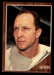1962 Topps #220  Roy Sievers  Front Thumbnail